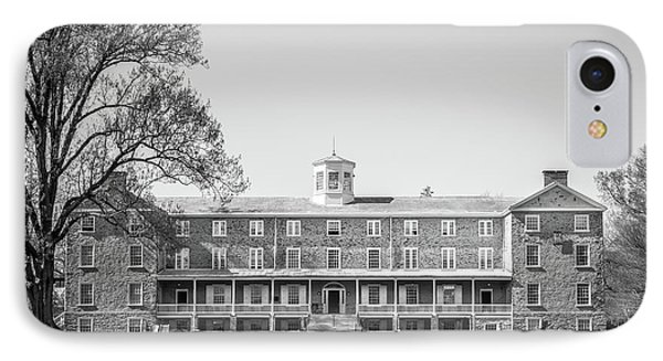 Haverford College Founders Hall  IPhone Case by University Icons