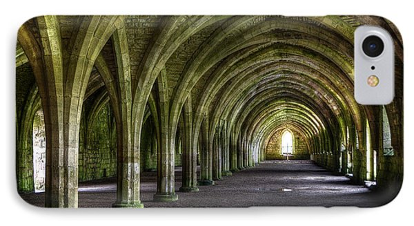 Fountains Abbey 3 Phone Case by Svetlana Sewell