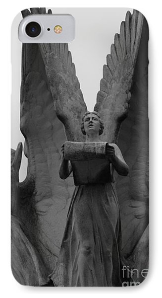Four Angels IPhone Case
