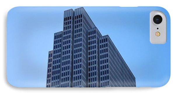 Four Embarcadero Center Office Building - San Francisco IPhone Case by Matt Harang