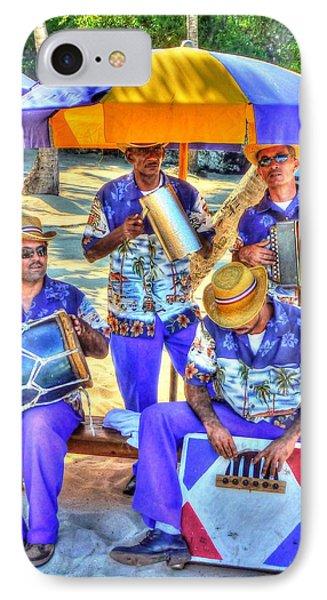Four Man Band Phone Case by Michael Garyet