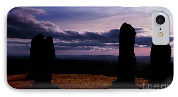 Four Stones Clent Hills IPhone Case