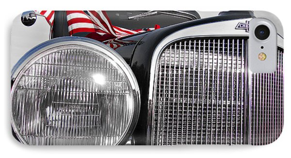 Fourth Of July-chevvy  Phone Case by Douglas Barnard
