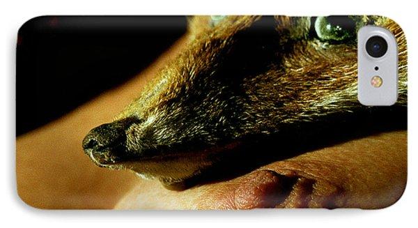 Foxy Lady IPhone Case by Michael Mogensen