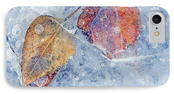 Fractured Seasons Phone Case by Mike  Dawson