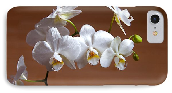 Fragile Orchid  Phone Case by Svetlana Sewell