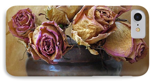 Fragile Rose IPhone Case by Jessica Jenney
