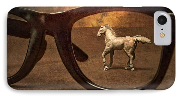 Framed In A Dream IPhone Case by Jeff  Gettis