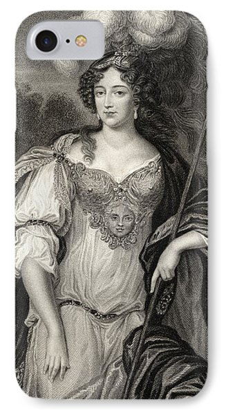 Frances Teresa Stuart Duchess Of IPhone Case by Vintage Design Pics
