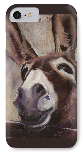 Francis IPhone Case by Billie Colson