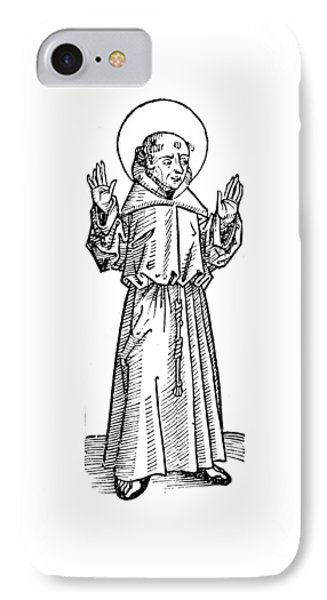 Francis Of Assisi  IPhone Case by German School