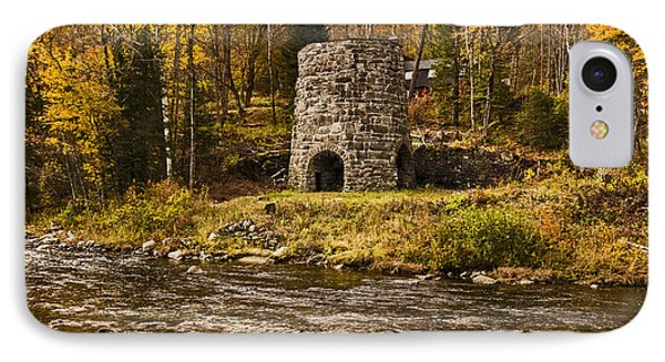 IPhone Case featuring the photograph Franconia Fall by Anthony Baatz
