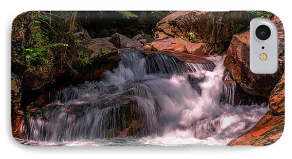 Franconia Notch 2 IPhone Case by Sherman Perry