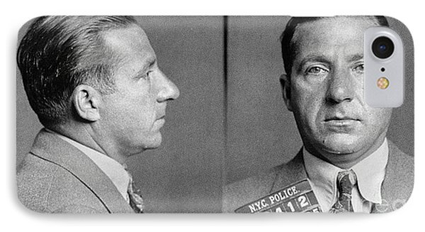 Frank Costello (1891-1973) Phone Case by Granger
