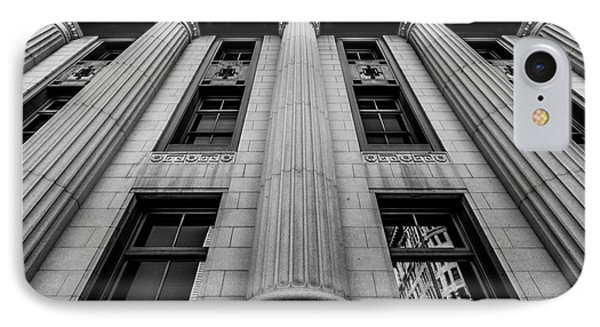Frank E. Moss Federal Courthouse - Utah IPhone Case by Gary Whitton