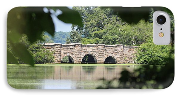 Frank Melville Memorial Park Setauket New York IPhone Case