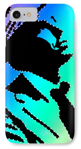 Frank Sinatra In Living Color IPhone Case