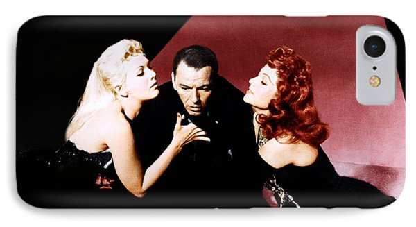 Frank Sinatra Publicity Photo For The Film Pal Joey. IPhone Case by The Titanic Project