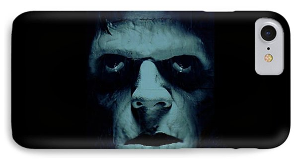 IPhone Case featuring the photograph Frankenstein by Janette Boyd