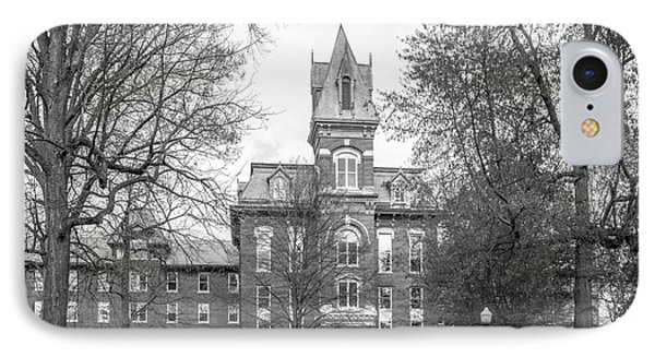 Franklin College Old Main IPhone Case by University Icons