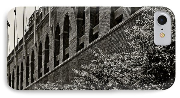 Franklin Field IPhone Case by Tom Gari Gallery-Three-Photography