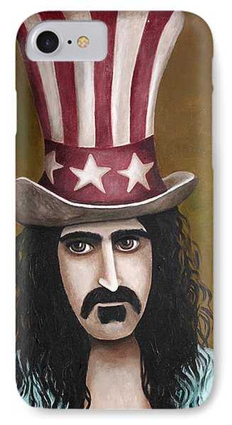 Franks Hat Phone Case by Leah Saulnier The Painting Maniac