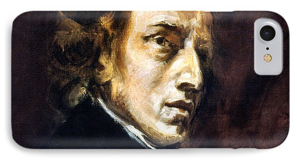 Frederic Chopin Phone Case by Granger