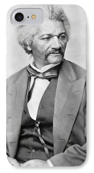 Frederick Douglass Phone Case by War Is Hell Store