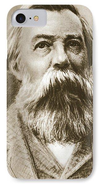 Frederick Engels IPhone Case