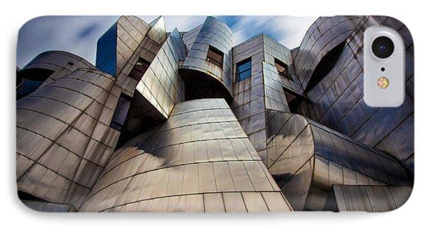 Frederick R Weisman Art Museum Minneapolis IPhone Case