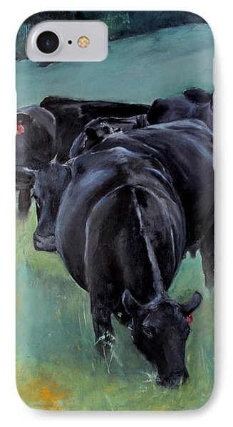 Free Range Cow Girls IPhone Case