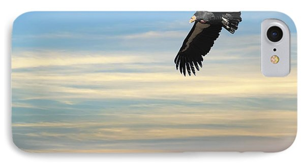 Free To Fly Again - California Condor IPhone 7 Case