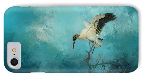 Stork iPhone 7 Case - Free Will by Marvin Spates