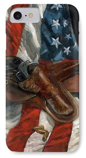 Freedom IPhone Case by Billie Colson