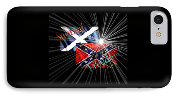 Freedom Fighters IPhone Case by Ruanna Sion Shadd a'Dann'l Yoder