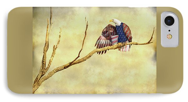 IPhone Case featuring the photograph Freedom by James BO Insogna