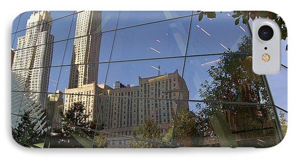 Ground Zero Reflection IPhone Case