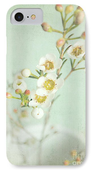 Freesia Blossom Phone Case by Lyn Randle