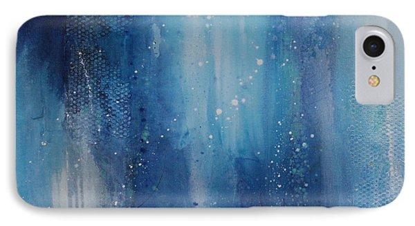 Freezing Rain #1 IPhone Case