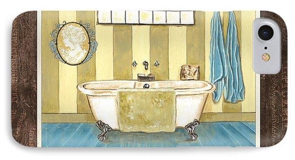 French Bath 2 IPhone Case by Debbie DeWitt