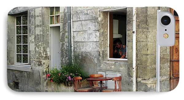 French Countryside Corner IPhone Case by Joan  Minchak