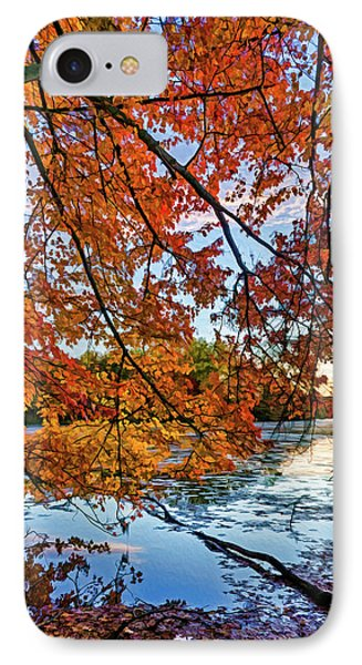 French Creek 15-110 IPhone Case by Scott McAllister