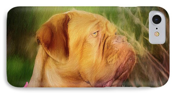 French Mastiff  IPhone Case