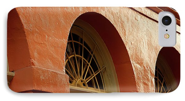 French Quarter Arches Phone Case by KG Thienemann