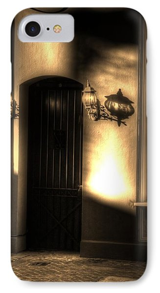 French Quarter Door Phone Case by Greg and Chrystal Mimbs