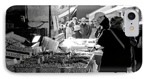 French Street Market IPhone Case