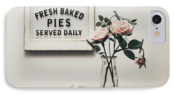Fresh Baked IPhone Case by Kim Hojnacki