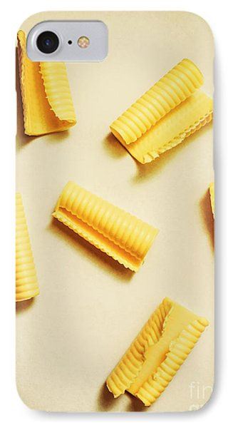Fresh Butter Curls On Table IPhone Case by Jorgo Photography - Wall Art Gallery