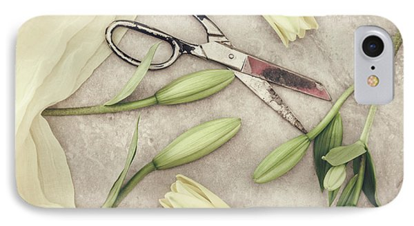 Fresh Cut IPhone Case by Kim Hojnacki