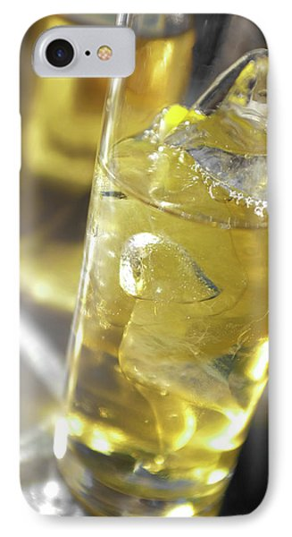 IPhone Case featuring the photograph Fresh Drink With Lemon by Carlos Caetano